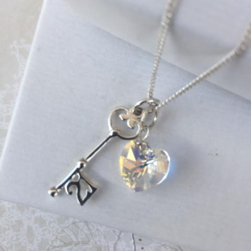 21st birthday jewellery gift